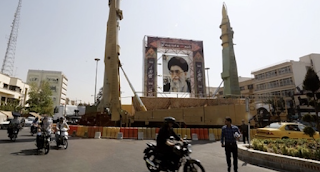 Iran Threatens Ballistic Missile Strikes on American Forces, Can Hit 'All U.S. Bases'