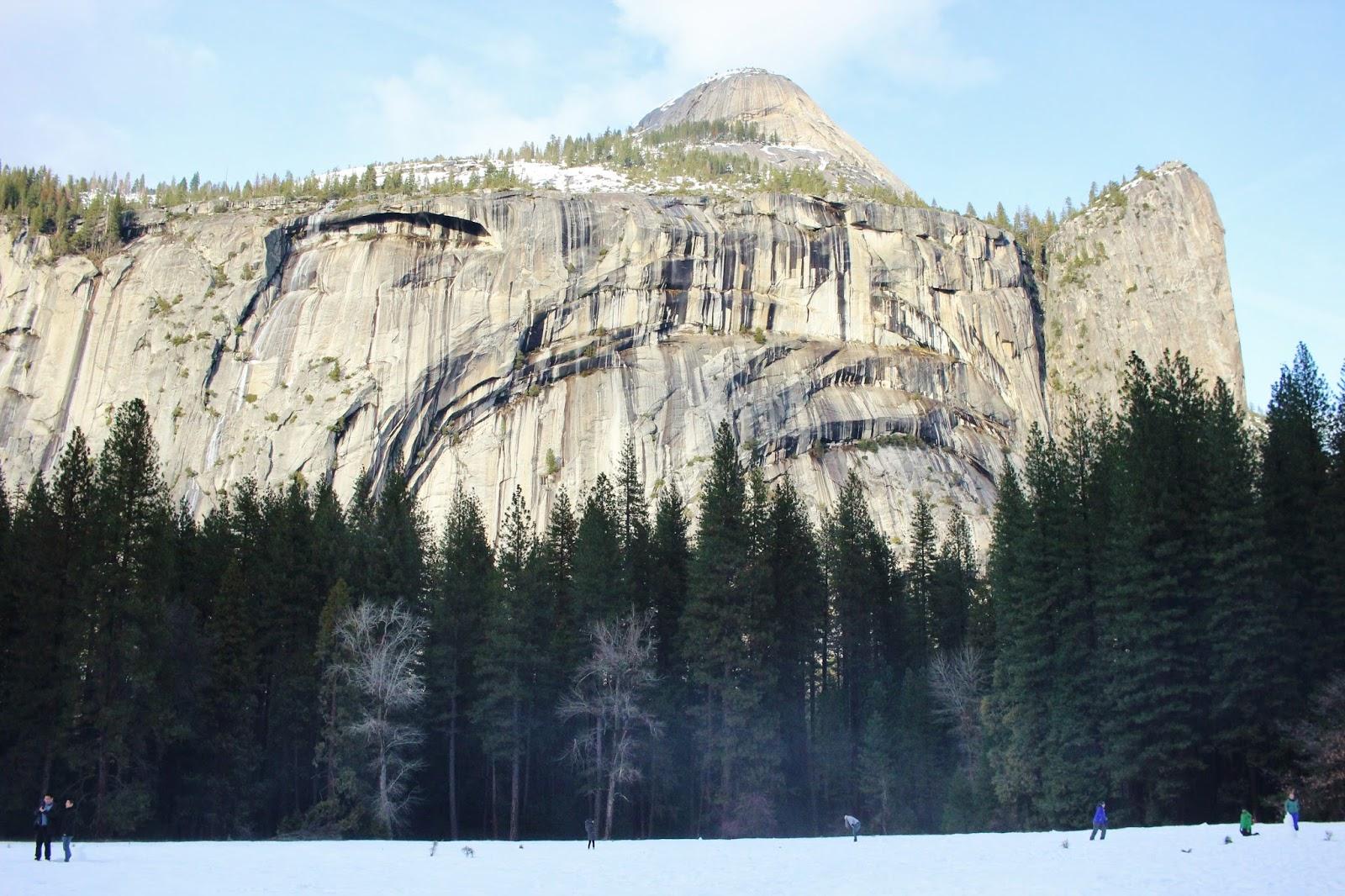 turismo en Yosemite park