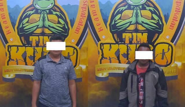 Tim Kuro Ungkap Pelaku Judi Togel Dipandemi Covid-19