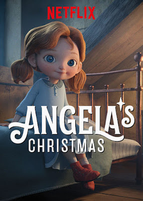 Angelas Christmas [2017] [DVD R1] [Latino]