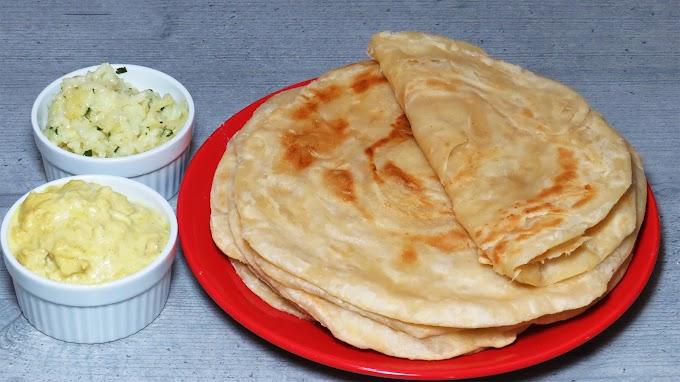 Paratha - Lipie indiană