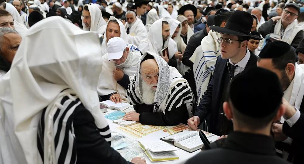 تقرير إسرائيلي يكشف عدد اليهود في العالم