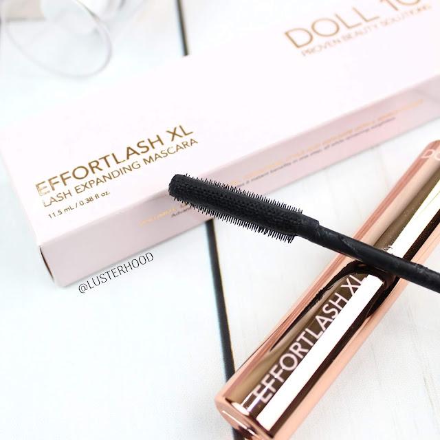 Doll 10 Beauty Effortlash XL Mascara - Lusterhood