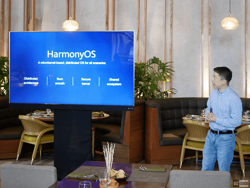 Why Huawei released the HarmonyOS?