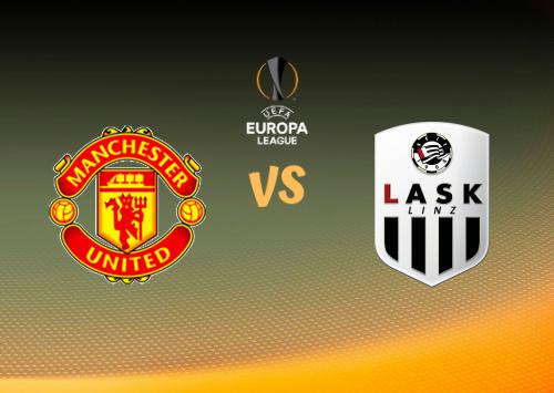 Manchester United vs LASK Linz  Resumen y Partido Completo