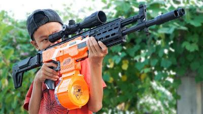 Súng Nerf bắn tỉa sniper 1
