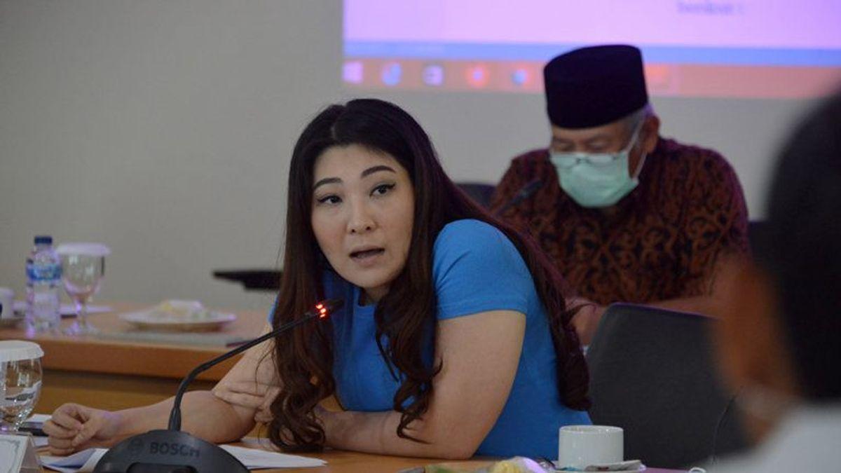 Gak Terima Dipecat Partainya Sendiri, Viani Limardi Bakal Gugat PSI Rp 1 Triliun