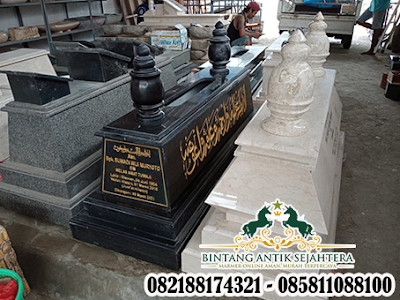 Kuburan Granit Islam, Mataram Granit Makam, Model Makam Mataram Granit