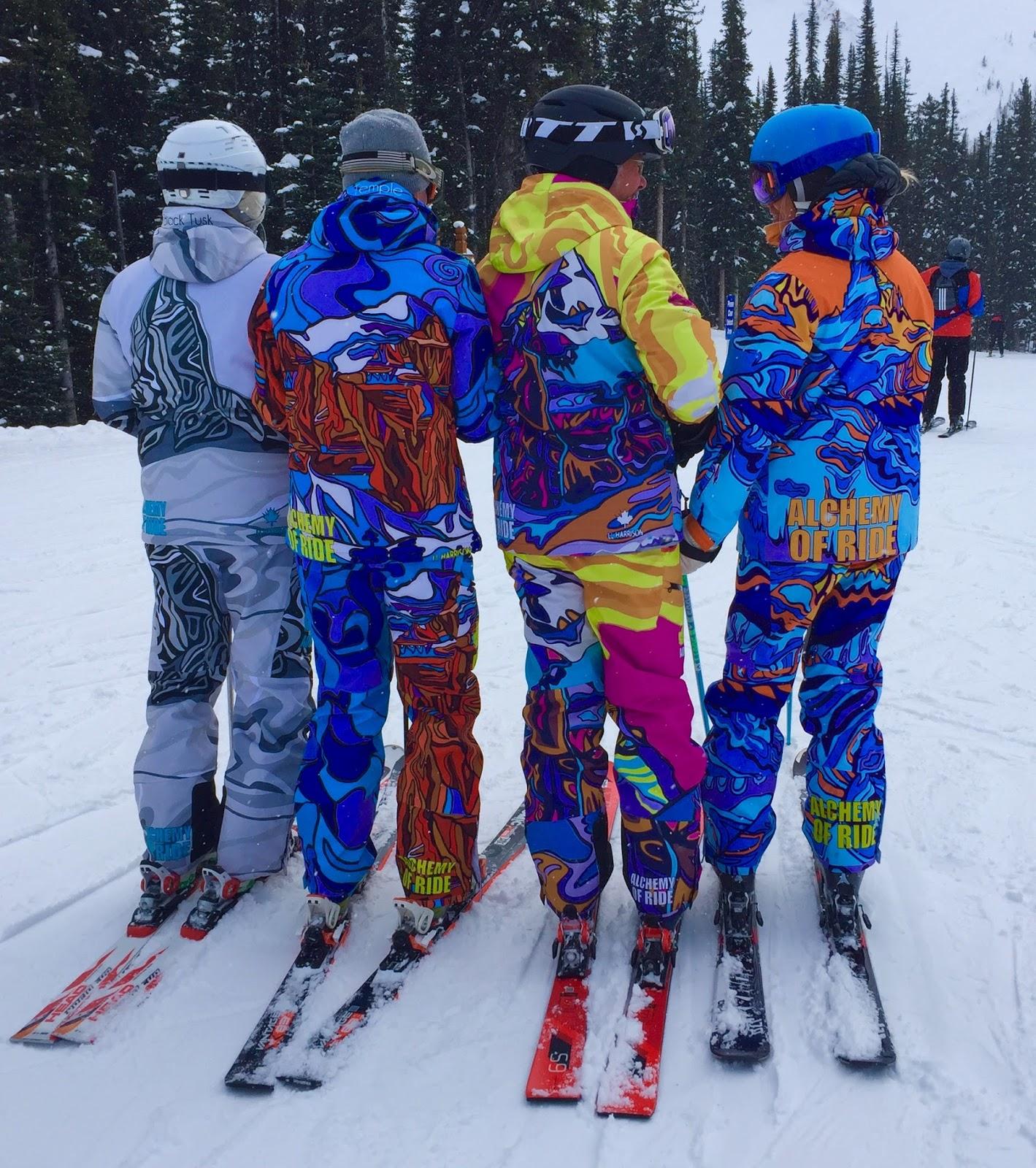 One Two Ski: Gear