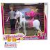 Barbara con Cavallo