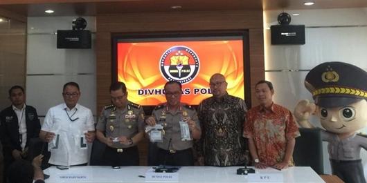 2 Penyebar Hoaks KPU Menangkan Paslon Dibekuk, Satu Pelaku IRT di Lampung
