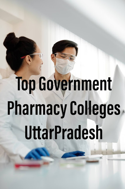 B Pharma-Government- College-in-UP