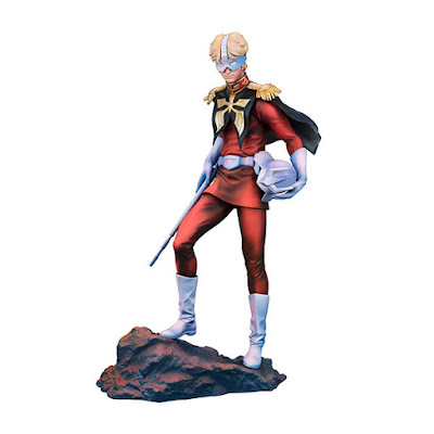 Char Aznable 1/8 Art Graphics ver. de Gundam - MegaHouse