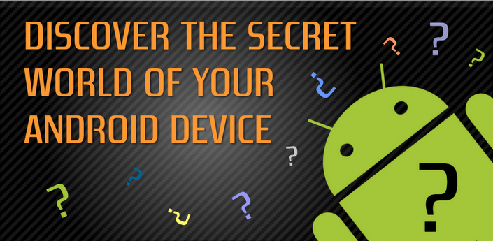 You Need to have a look at the Useful Android Secret Codes List