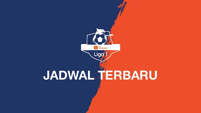 Jadwal liga 1 hari ini terbaru 2019