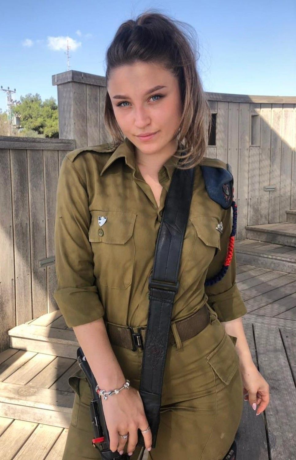 Amazing Wtf Facts Beautiful And Hot Women In Israel -5760