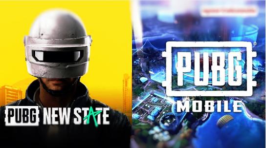 أهم 4 اختلافات بين PUBG New State Mobile و PUBG Mobile