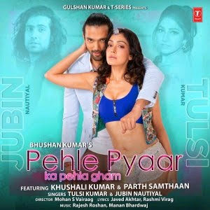 Zubin Nautiyal: Pehla Pyar Ka Pehla Gham Lyrics - Tulsi Kumar