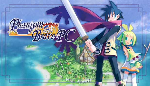 Le J-RPG Phantom Brave PC sera disponible en juillet 2016.