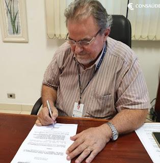 CONSAÚDE cria Comissão de Enfrentamento ao Covid-19