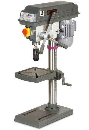 Mecanizado b sico basic metal works taladrado - Taladradora de columna ...