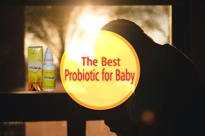 probiotik mengatasi sembelit pada bayi