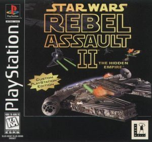 Star Wars – Rebel Assault II (1996) PS1 Download