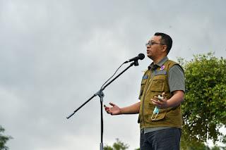 Geopark Tambora Masuk Seleksi Kandidat UGGp. Gubernur NTB: Kita Akan Support Terus