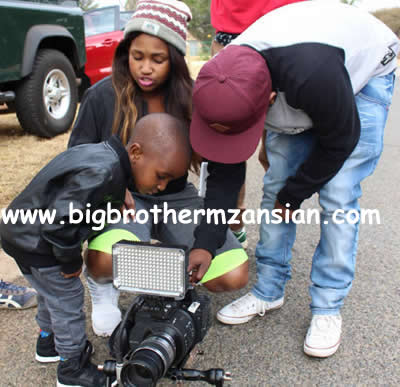 Ntombi Ace Qabashwe Making Of The Video Scenes