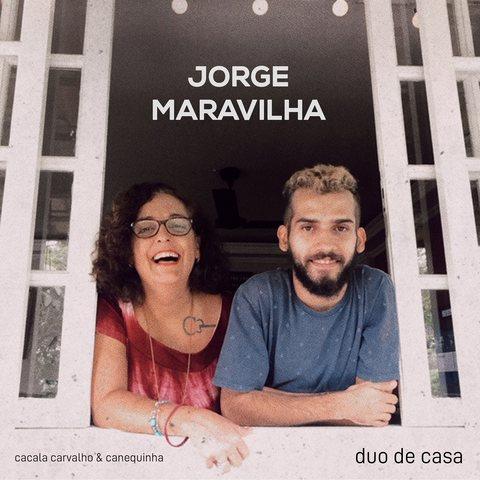 """Duo de Casa estreia com uma releitura de """"Jorge Maravilha"""", clássico de Chico Buarque"""