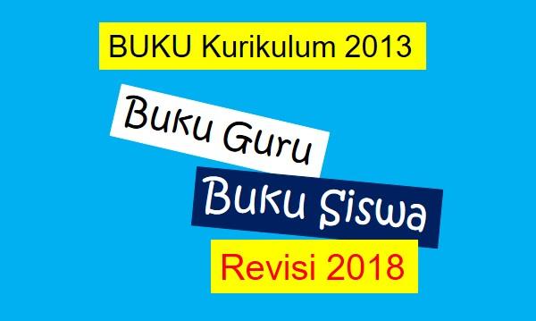 Buku Kurikulum 2013 SD Kelas 6 Revisi 2018