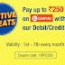 HDFC Offer | Save upto Rs 250 at Grofers with HDFC Bank Debit and Credit Cards