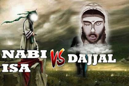 Duel Sengit Nabi Isa As Melawan Dajjal