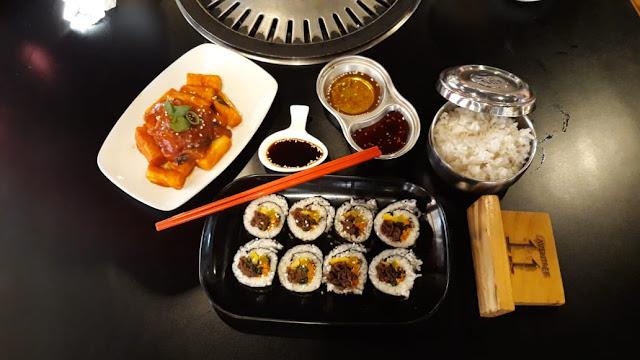 restoran korea kota malang