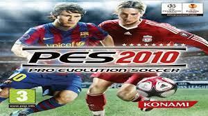 بيس – تحميل لعبة كرة القدم PES 2010 برابط واحد كاملة