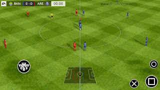 FTS Mod FIFA16 Marco Reus Edition Android