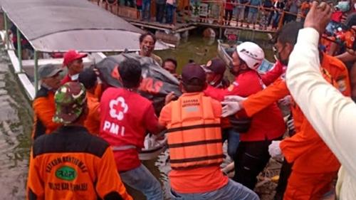 Fokus Cari Korban Hilang, Polri Belum Tetapkan Tersangka Tragedi Kedung Ombo