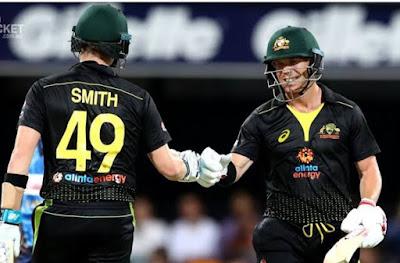 ऑस्ट्रेलिया ने दूसरे टी20 मैच में श्रीलंका को 9 विकेट से हराया