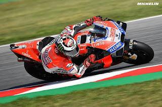 Lorenzo: Marquez Target Yang Harus di Kalahkan
