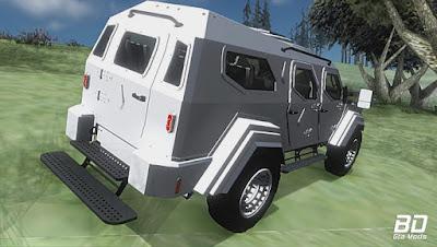 Download, Mod , Carro, SWAT, Teradyne Gurkha LAPV para GTA San Andreas, Jogo GTA SA