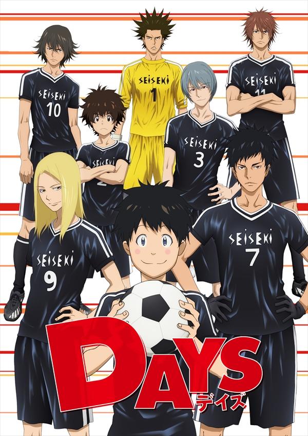 Days il nuovo anime sul calcio
