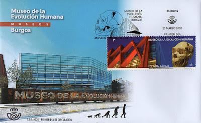 sello, museo, evolución, humana, Burgos