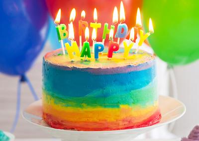 Fudge 6th Birthday Cake ©BionicBasil®
