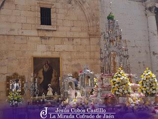Solemnidad del Corpus Christi en Jaén