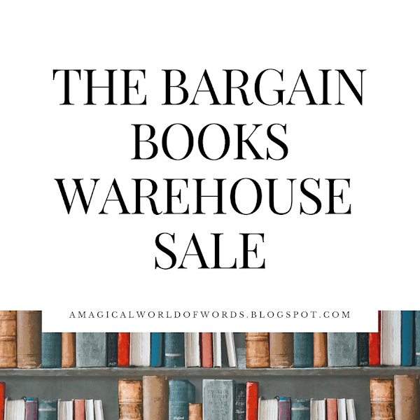 The Bargain Books Warehouse Sale!