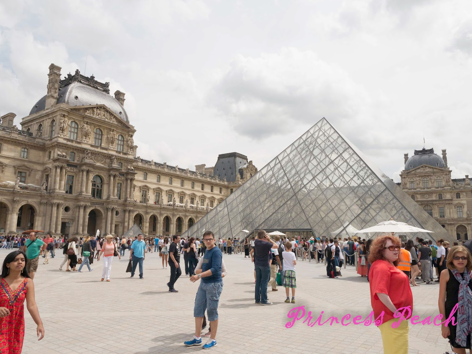 羅浮宮-Musee-du-Louvre