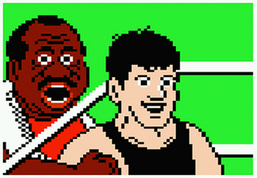 Old School Video Games: Mike Tyson's Punch Out