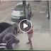 [Vídeo] Após assalto homem saca a arma e descarrega em bandido