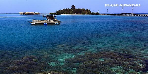 fasilitas wisata open trip dan private trip pulau tidung