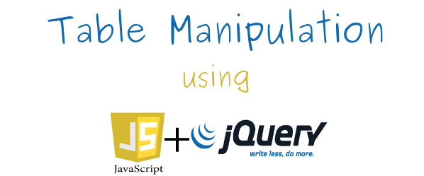 Dynamically add/remove table rows using jquery